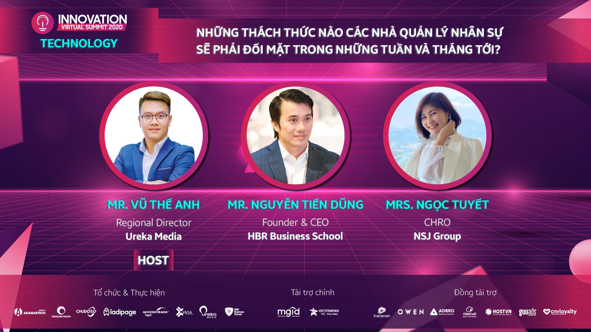 Vietnam innovation summit 2020